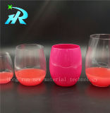 Wein-Glas-Wein-Cup des Haustier-4oz eindeutiges