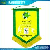 Изготовленный на заказ клуб футбола вымпелов Bannerettes миниое (B20171103-1)