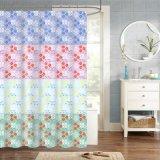 Tenda di acquazzone impermeabile del tessuto di cura facile per il bagno della stanza da bagno