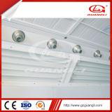 Cabina de aerosol del coche usado del Ce del precio Gl4 de la marca de fábrica de Guangli la mejor con el ventilador centrífugo