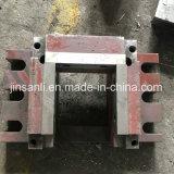 중국 Jinsanli 유압 철공 철강 노동자 다기능 금속 가공 기계