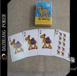 Cartes de jeu de chameau pour le marché de l'Arabie