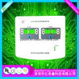Painel de controle de sobreposição gráfica Interruptor de Membrana