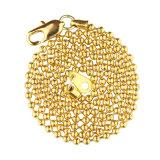 L'or Moouncut d'hommes de Hip Hop enchaîne le collier Mjhp010