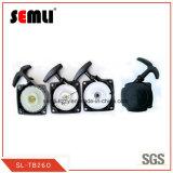 Cepillo de gasolina de portátiles de baja vibración Cutter