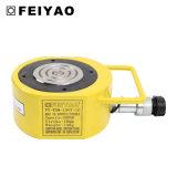 Cilindro ultra di altezza ridotta a semplice effetto del martinetto idraulico di serie Fy-Rsm