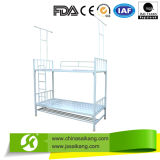病院のためのBVの工場低価格の二段ベッド