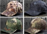 Cor de montanha Airsoft tácticas de combate Cascavel Baseball Hats Sports Pac