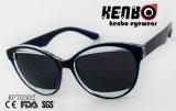Óculos de sol da forma com frame especial Kp70302