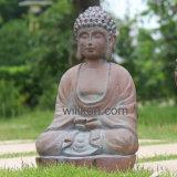 Polyresin卸し売り仏の彫像