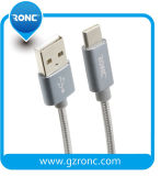 Tipo Braided cavo del USB 3.0 del micro del nylon poco costoso di dati di C Chariging per il iPhone di Samsung Xiaomi