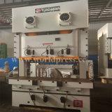 Máquina de perfuração aluída do frame da tonelada C da imprensa de perfurador da potência mecânica Jh25 315 única