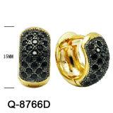 De nieuwe ModelFabriek Hotsale van Huggies van de Oorringen van de Juwelen van het Messing