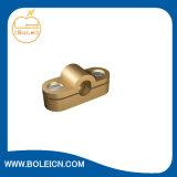 Metallische Leiter-Klipp-Messingkabel-Sattel