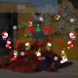 نافذة جدار عيد ميلاد المسيح لاصقة, قابل للنقل نافذة لاصقات لأنّ باب زجاجيّة