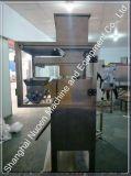 Máquina de peso semiautomática da escala de três estações para o empacotamento da farinha