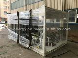 Qualitäts-kälteerzeugende Flüssigkeit-Sauerstoffbehälter-Plombe Schiene-Eingehangen