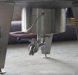 El tanque de almacenaje sin procesar del depósito de leche del tanque del enfriamiento de la leche del depósito de leche