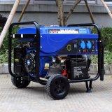 Зубров однофазного переменного тока портативные бензиновые 7,5 ква генератор цена