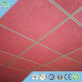 Panneau de plafond d'écran antibruit de panneau de mur de fibre de fibre de coco