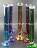 Taças metálicas da cor do PNF para a cor de fumo da tubulação de água do vidro