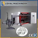 PE Coated Paper High Speed Slitting와 Rewinding Machine