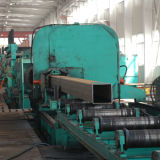Metaal dat de Korte Vierkante Buizen van het Roestvrij staal van het Type bouwt