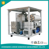 Marca Lushun 12000 litros/h purificador de aceite lubricante multifuncional con certificación CE.