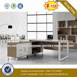 Marché de style loft MDF de couleur blanche Table de direction (HX-8N3011)