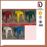 Colorido geral comerciais populares fezes de ferro empilháveis