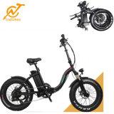 A gordura de alta qualidade chinesa bicicleta dobrável eléctrico Ebike