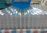 Acero de PPGI/hoja acanalados del material para techos del metal/del hierro en el color de Ral