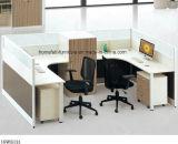 Стол компьютера офиса перегородки рабочих станций подгонянный офисом