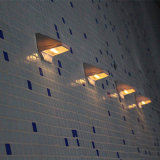 Датчик движения включен обнаружения солнечной стены/сад/лампа