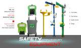 Elecpopular 2017 nuevos productos de seguridad de los Jefes de doble Estación de lavado ocular de emergencia para laboratorio