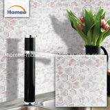 Hexagonal de la fábrica al por mayor mosaico de vidrio Backsplash de cocina