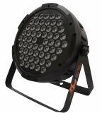 Novos LEDs 60 3NO1 Luz PAR LED