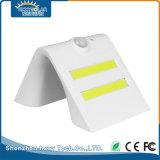 IP65 de 1,5 W LED blanco cálido de plástico Jardín de Luz Solar