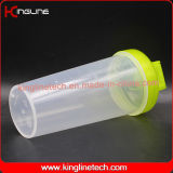 500mlプラスチックフィルター(KL-7052)が付いている小型シェーカーのびん