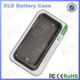 2200mAh voor Bank van de Macht van het Geval van de iPhone5/5c Batterij de Draagbare (om-PW5C)