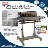 De automatische Ononderbroken Verzegelaar van de Band met Tribune voor Detergens (Fr-900C)
