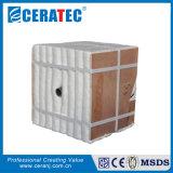 Высокая температура печи керамические волокна модуль лазера