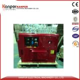 10kw/11kw 50Hz/60Hz Dual gerador Diesel de refrigeração ar do cilindro