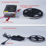 LM80 approuvé 12V SMD2835 12W/m Strip Light LED souples