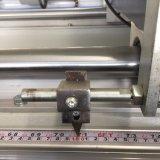 Doppelter Hauptgehren Manul Aluminiumausschnitt sah Maschine