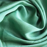 Покрашенная ткань сатинировки Silk и Viscose рейона