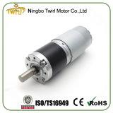 36mm 24V DC Pulido motorreductor eléctrico para juguetes