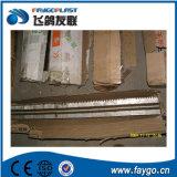 PVC 단 하나 벽 물결 모양 관 생산 라인