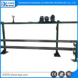 Kundenspezifische Leiter-einlagige Strangpresßling-Kabel-Draht-Wicklungs-Zeile Maschine