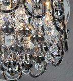 Потолочные светильники из стекла в Элегантный европейский дизайн